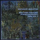 Knitting Factory (Piano/Quartet) 1994, Vol. 1