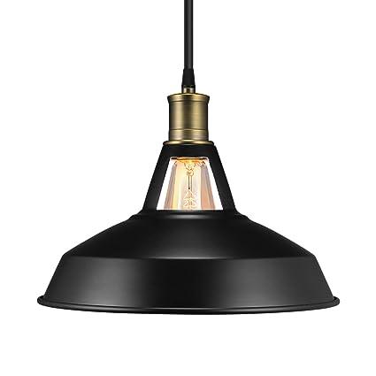 industrial pendant lighting. Salking Metal Industrial Pendant Light, Vintage Barn Hanging Lamp, Modern  Iron Lighting, Industrial Pendant Lighting T