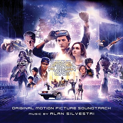 Alan Silvestri Ready Player One Original Motion Picture Soundtrack 2 Cd Music