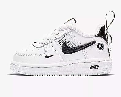 Amazon.com: Nike Force 1 Lv8 Utility (td) Toddler Av4273-100 Size