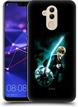Oficial Harry Potter Ron Weasley Patronus Order of The Phoenix I Carcasa rígida Compatible con Huawei Mate 20 Lite