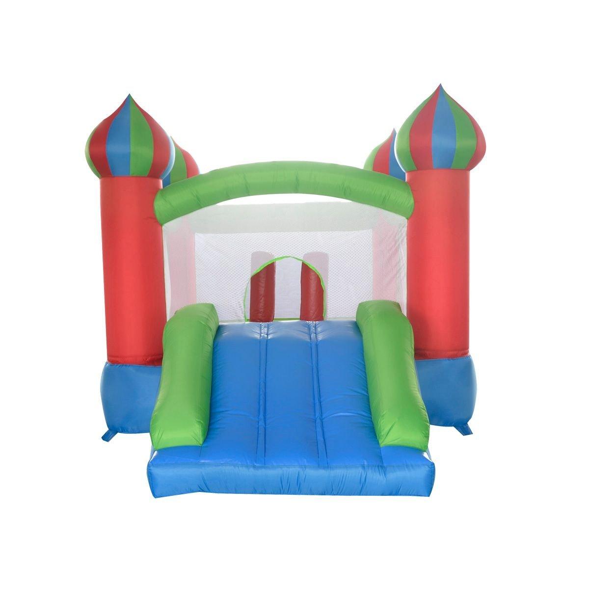 Salto Feliz Mini Castillo Hinchable Modelo Aladino con ...