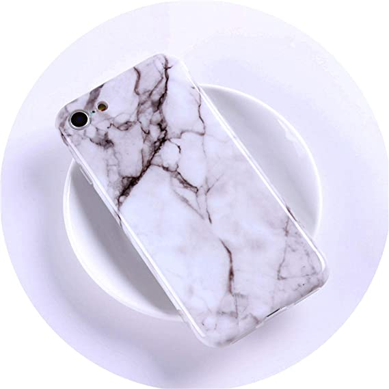 Amazon.com: Marble Phone Case for iPhone 7 Case for iPhone X ...