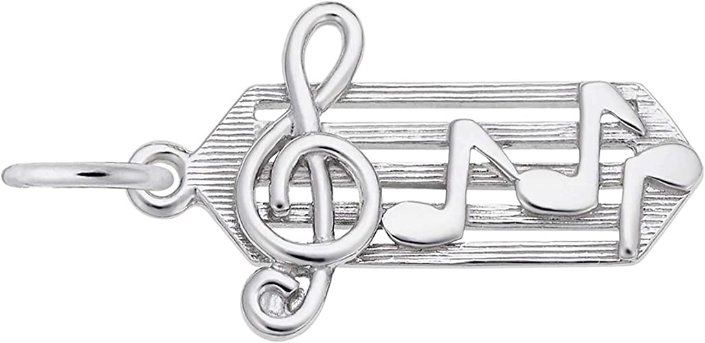 Rembrandt Charms Music Charm