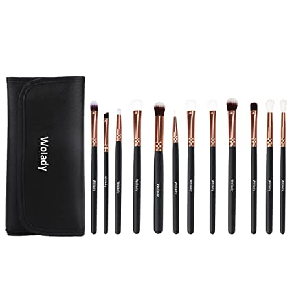 Kit Pinceaux Maquillage Yeux 6