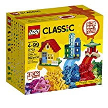 LEGO 6175633 Classic Creative Builder Box 10703 Building Kit (502 Piece)