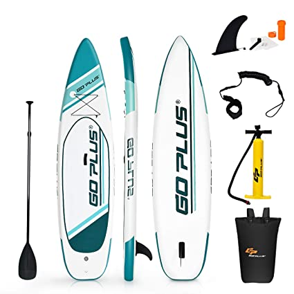 COSTWAY Tabla de Paddle Surf Hinchable 305 x 76 x 15 cm Sup ...