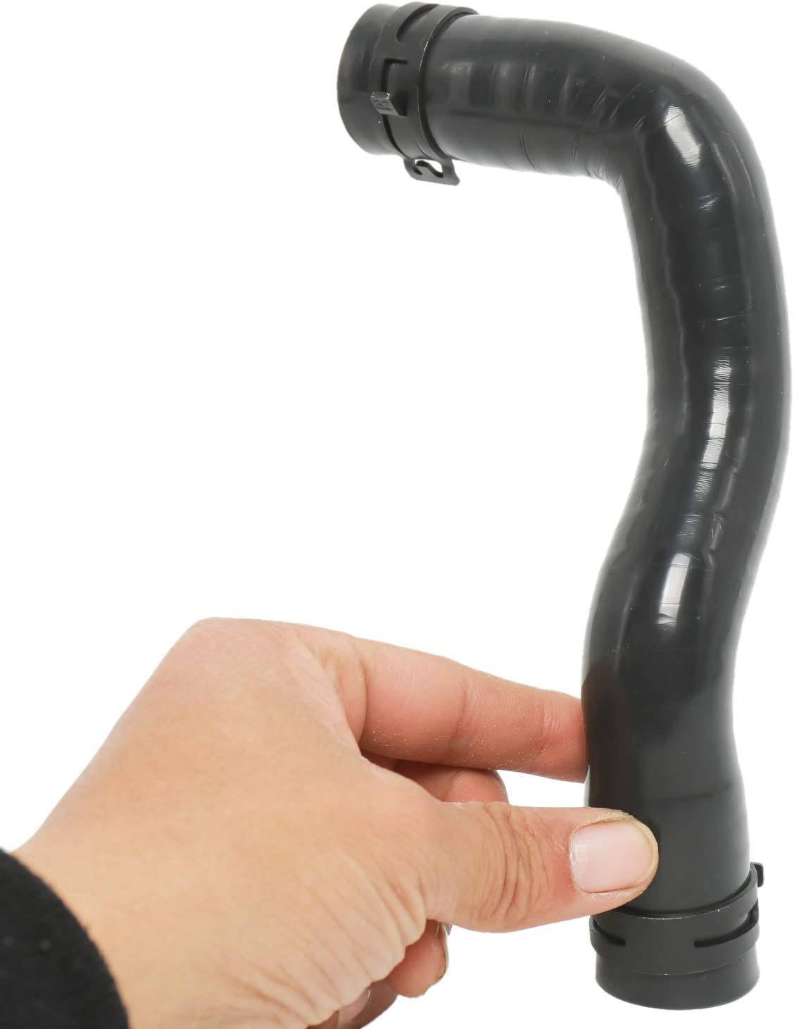 NovelBee 2710901929 Rubber Intake Pipe Repair Hose Fit for Mercedes Benz M271 CGI