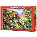 Castorland C 300402 Foresta Cottage Condividere Puzzle 3000 Pezzi