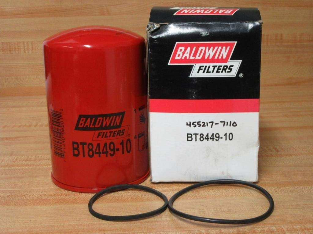 Baldwin Heavy Duty BT844910 Heavy Duty Hydraulic Spin-On Filter by Baldwin Filters