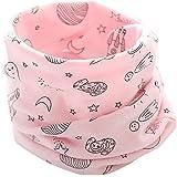 Otoño Invierno Bufanda para Bebé Niños Niñas,O Cuello Patrón Cósmico Algodón Pañuelos By VENMO