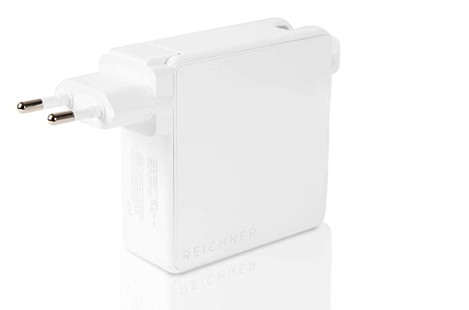 Reichner 60W Cargador Adaptador PC Portátil compatible con Apple MacBook Pro 13