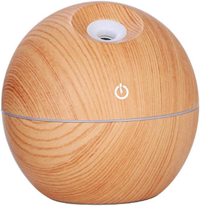 Sivane Grano de madera Office Home Aroma Difusor de aceite ...