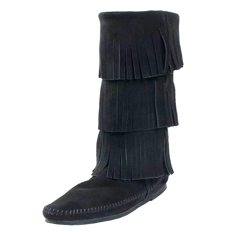 Minnetonka, Stivali con le frange donna