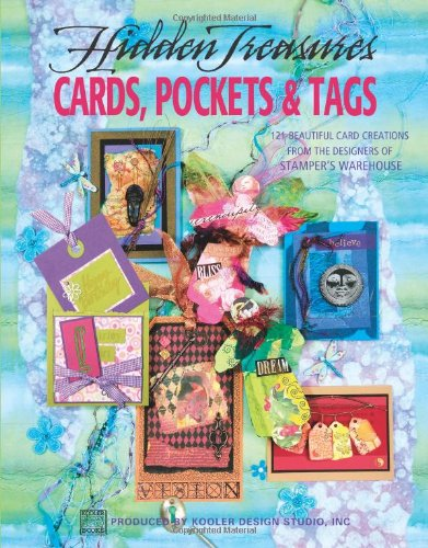 Hidden Treasures: Cards, Pockets & Tags pdf epub