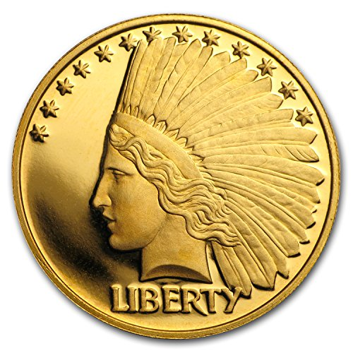 100 Dollars Gold Proof Coin - 4