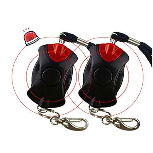 KCDE Defensa Personal Alarma Autodefensa de Violación ...