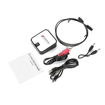 Transmisor de Bluetooth y el Receptor, 2 en 1 inalámbrico estéreo DE 3,5