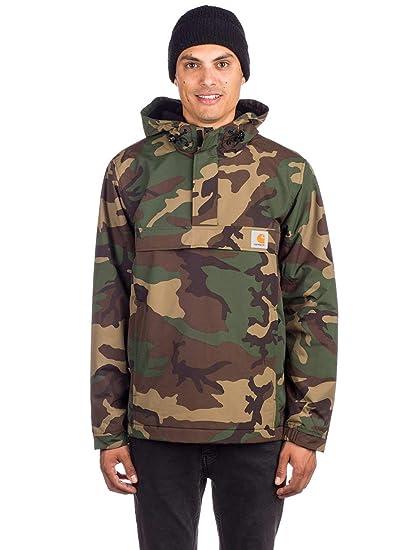 Carhartt Nimbus Pullover Camo Laurel Giacca Streetwear AI18