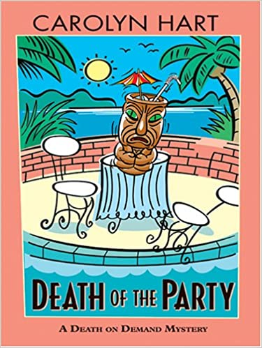 Death of the Party: A Death on Demand Mystery (Thorndike Mystery)