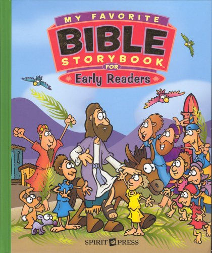 My Favorite Bible Storybook for Early Readers