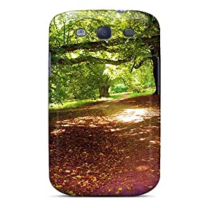 Faddish Light Reflections In Autumn Case Cover For Galaxy S3