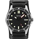 German Military Titanium Automatic Watch. GPW Date. 200M W/R. Sapphire Crystal.