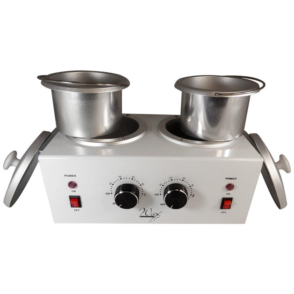 Wax Necessities Double Wax Heater WN-5002