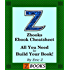 Zbooks Ebook Cheat Sheet and Guide: A Beginner's Guide to Publishing an Ebook (Zbooks Ebook Tutorials - Ebook Formatting Done Right! 1)