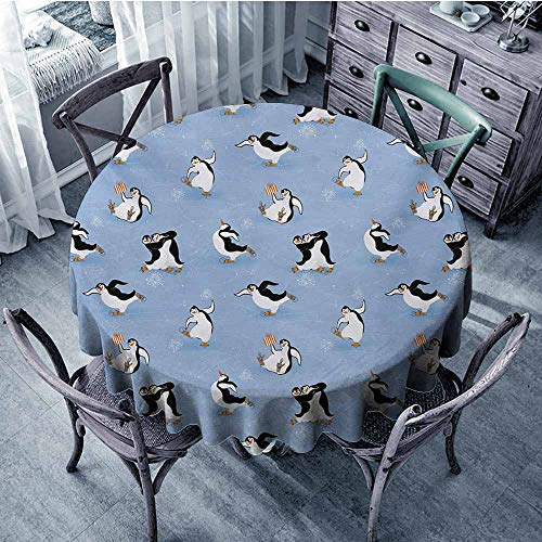 HeKua Cartoon Animal,tablecovers for Sale D 60