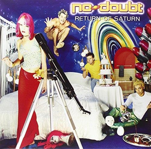 Music : Return of Saturn [Vinyl]