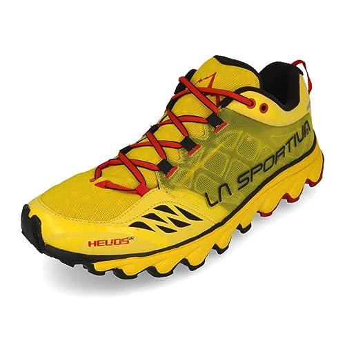 La Sportiva Helios SR Trail Running Shoes Yellow