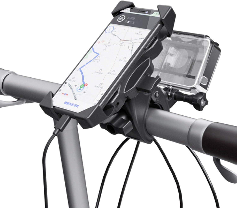 Achort Soporte Motocicleta 7.1 Smartphones Universal Rotaci/ón Soporte Manillar para Phone 11 Pro MAX 7 8 XR Soporte Movil Bicicleta Huawei X Samsung S10 S9 S8 S7 XS MAX 6S