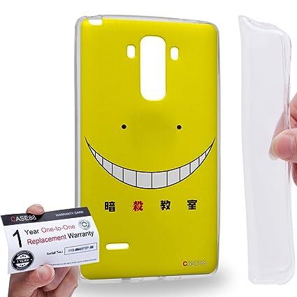 Case88 [LG G4 Stylus] Gel TPU Carcasa/Funda & Tarjeta de ...