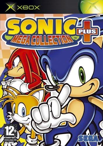 Sonic Mega Collection Plus: Amazon.es: Videojuegos