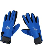 358275b9a1 ... for Watersports Fishing Diving Saliing Kayak Swimming M. Sharplace 1  Pair M L XL 2mm Neoprene Diving Gloves Anti Slip Flexible Thermal