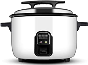 XH&XH Rice Cooker Large Capacity 8L / 10L / 30L Canteen Hotel Commercial Hotel Home Large Old-Fashioned Rice Cooker 8-60 People (Size: 30L-3500W)