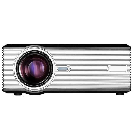 Proyector WiFi Inalámbrico Proyector HD 1080P Proyector De Cine En ...