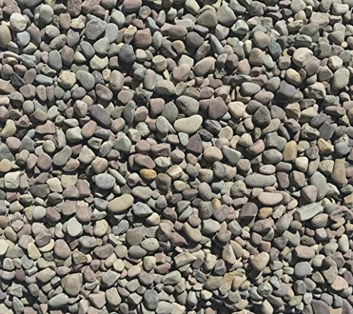 MIGHTY109 PAMI PASTEL COLOR PEBBLES/Bulk Qty 40 Pounds