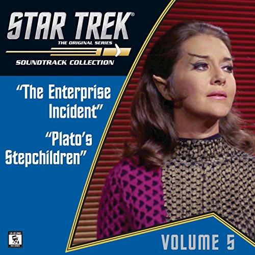 Star Trek: The Original Series 5: Enterprise Incident / Plato's Stepchildren / And More... (Television Soundtrack)