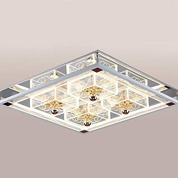 GWDJ Lámpara de Techo de succión LED Lámpara de Techo de ...
