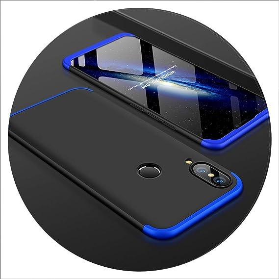 Amazon.com: Honor 8X Max Case Cover 360 Full Phone Case on ...