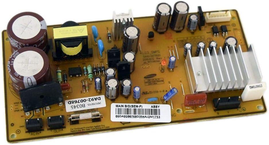 SAMSUNG DA92-00768D Refrigerator Inverter Genuine Original Equipment Manufacturer (OEM) Part