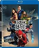 DVD : Justice League (Region A Blu-Ray) (Hong Kong Version / English Language. Mandarin Dubbed 國語配音) 正義聯盟