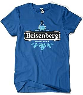Camisetas La Colmena 121-Breaking Bad Heisenberg Crystal Meth (Olipop)