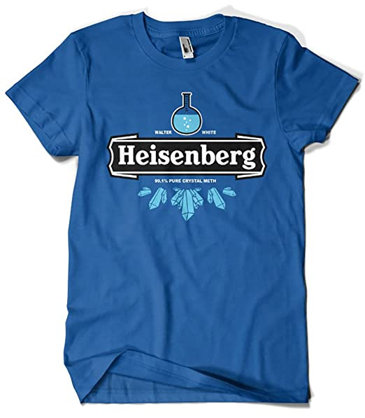 b71691f88a706 Camisetas La Colmena 121-Breaking Bad Heisenberg Crystal Meth ...