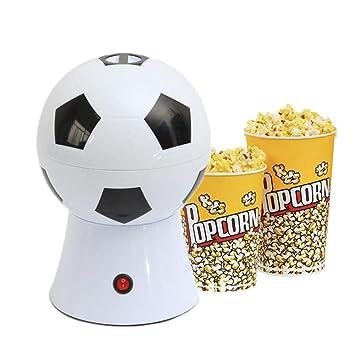 LKSIING El fútbol Palomitero 1200W Automática Máquina de ...