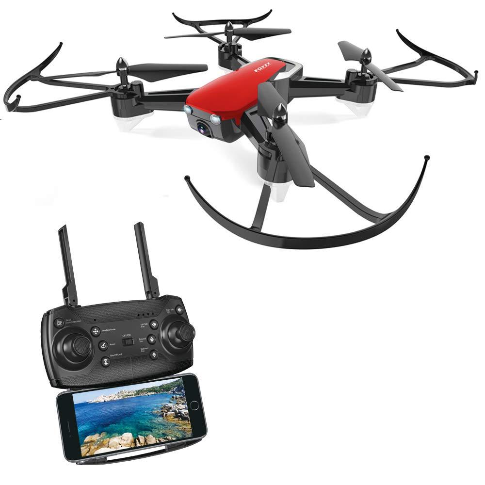 ZIHENGUO FQ40 FQ40 FQ40 Faltdrohne Fernbedienung Flugzeuge Spielzeug RC Quadcopter Mit FPV WiFi 1080P HD Kamera Live-Video 6-Achsen-Gyro d2c6d1