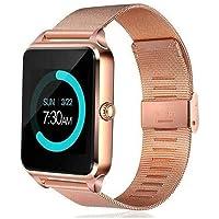 fnemo Unisex Fashion Digital Display Bluetooth Anruf Smart Armband Smart Watch