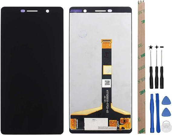 YHX-OU - Pantalla LCD de Repuesto para Nokia 7 Plus (6,0